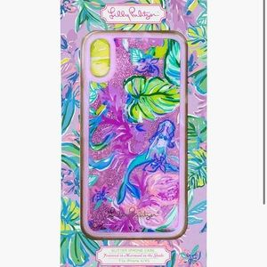 New in box Lilly Pulitzer IPhone Case
